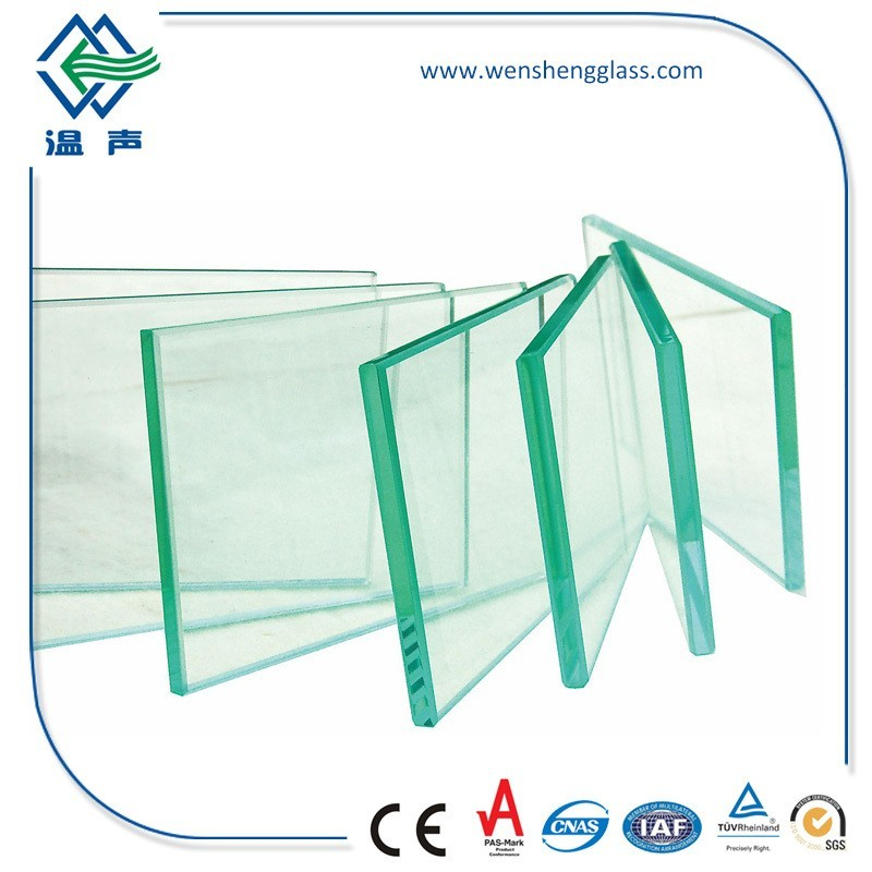 Curtain Wall Tempered Glass