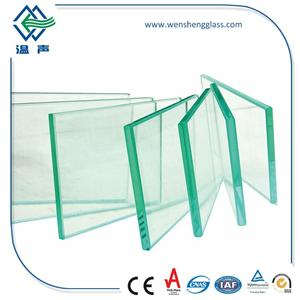 Partition Tempered Glass
