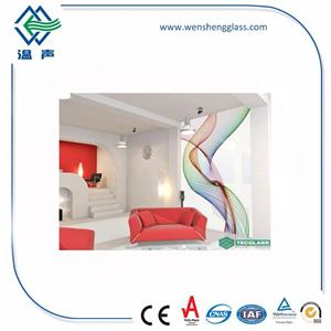 Shopping Mall Tempered Glass