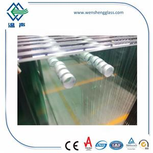Hole Drilling Tempered Glass