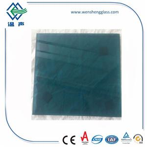 Ocean Blue Tempered Glass