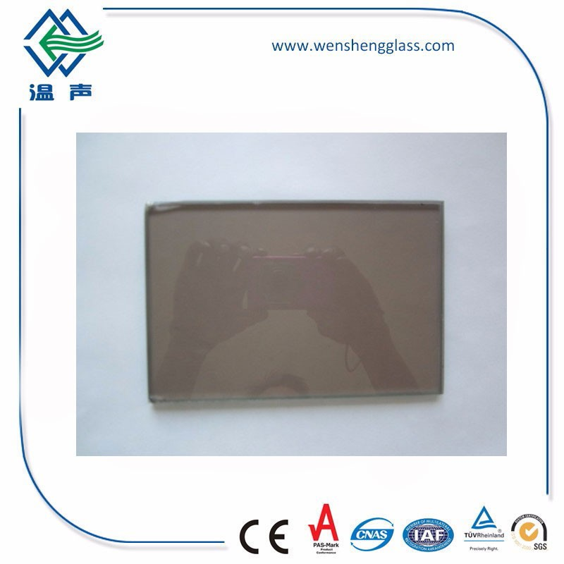 Euro Bronze Tempered Glass