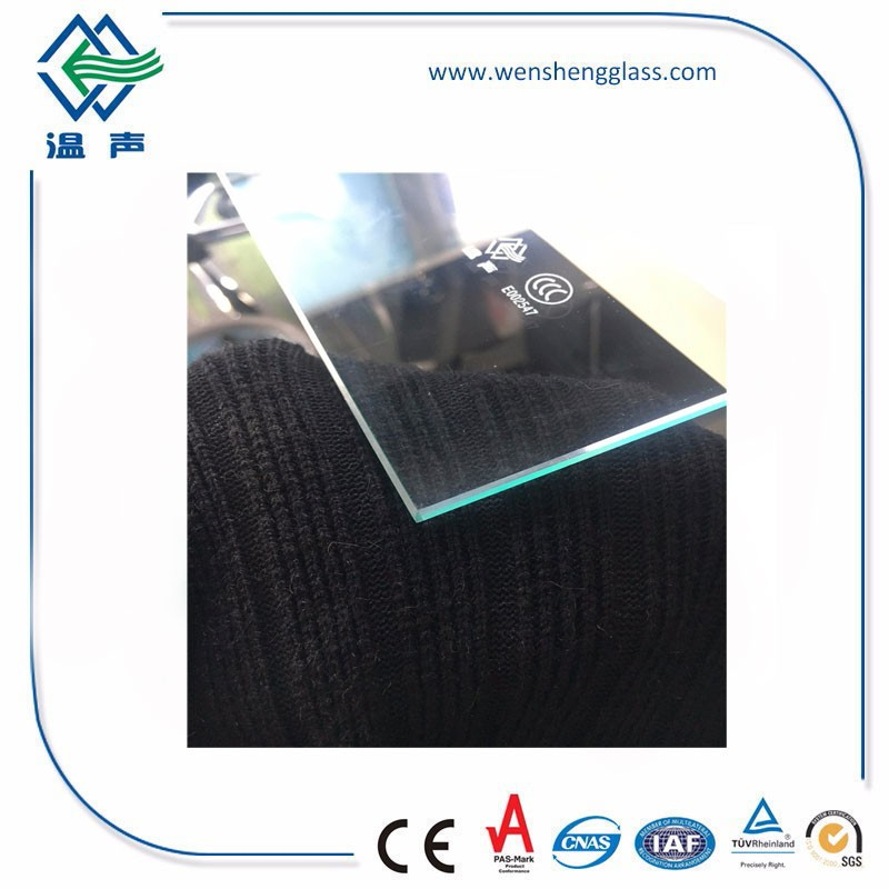 2.5mm Tempered Glass