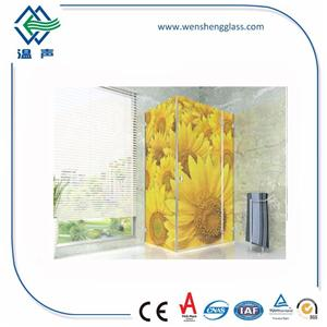 Ceramic Frit Laminated Glass