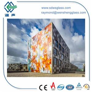 Ceramic Ink Digital Printing Glass