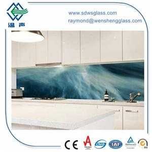 High Temprature Digital Printing Glass