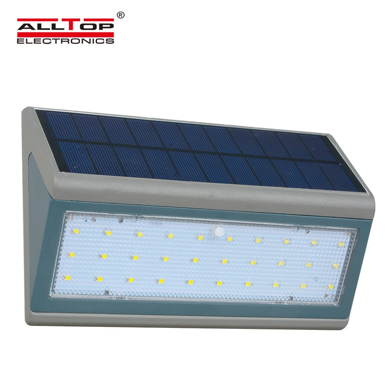 Outdoor IP65 3watt 5watt solar led wall light Manufacturers, Outdoor IP65 3watt 5watt solar led wall light Factory, Supply Outdoor IP65 3watt 5watt solar led wall light