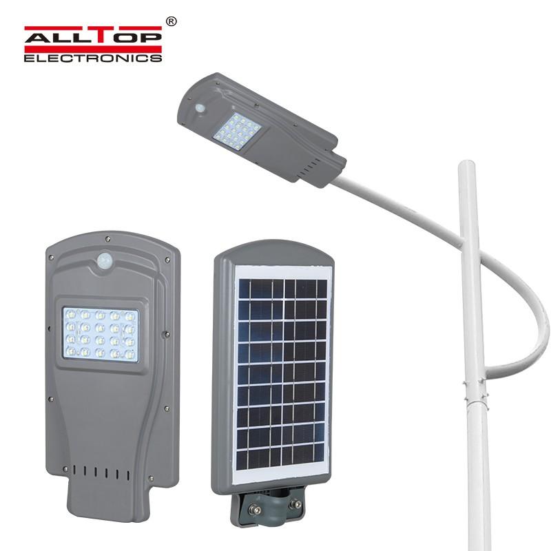 Waterproof IP65 20/40/60 Watt Solar Led Street Light