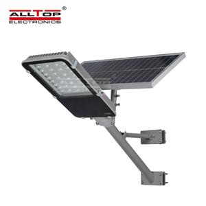 Outdoor Solar LED Street Light 30w 40w