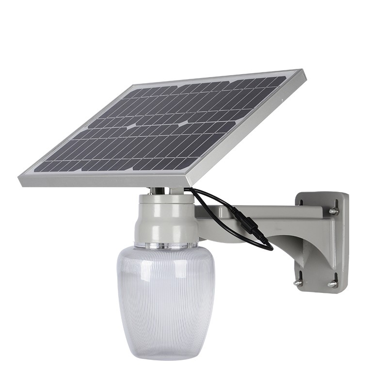 Outdoor IP67 waterproof 15w 20w 30w solar led street light lamp
