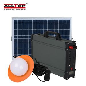 20w 30w 50w 90w Solar LED Lighting System