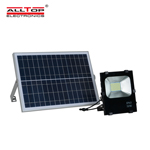 led flood light solar
