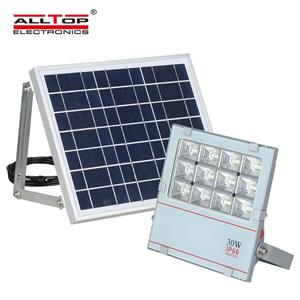 High power solar led flood light 30w 70w 150w