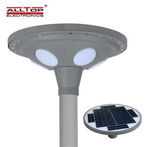 All In One 30w Solar Led Garden Light