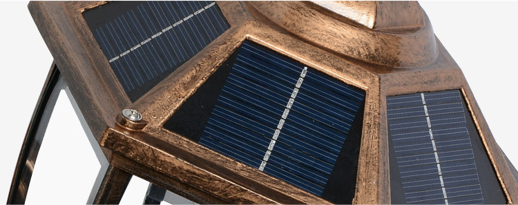 solar led garden