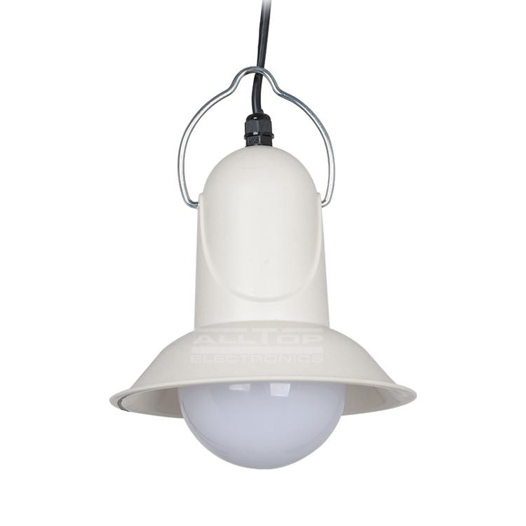 outdoor modern solar led pendant light