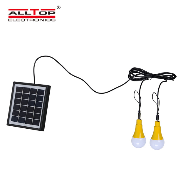 solar led light bulb