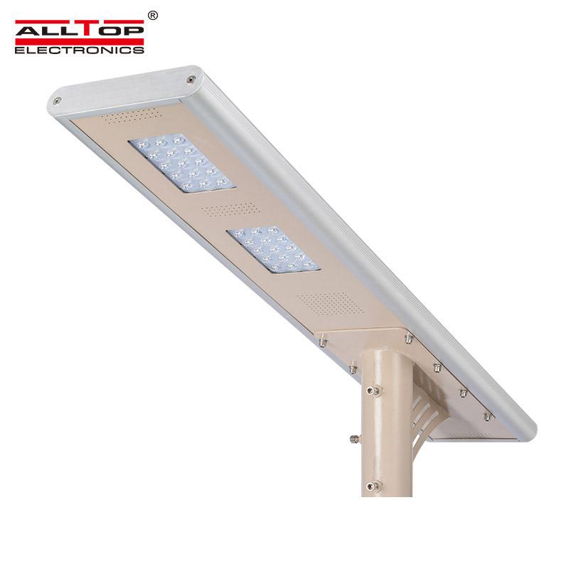 solar street light led