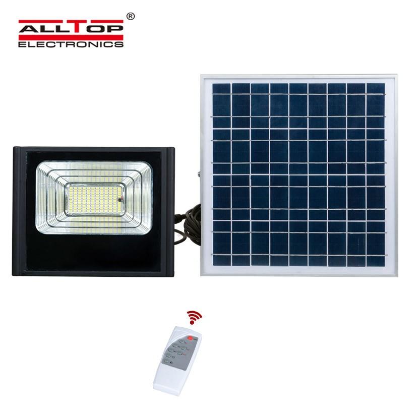 High lumen waterproof smd 50 100 150 200 watt solar led flood light