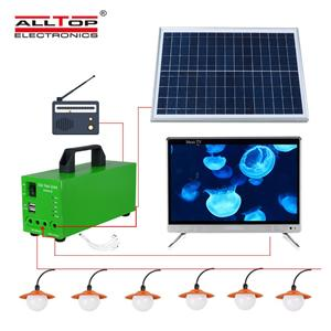 Electricity generating solar lighting panel power system for home Manufacturers, Electricity generating solar lighting panel power system for home Factory, Supply Electricity generating solar lighting panel power system for home