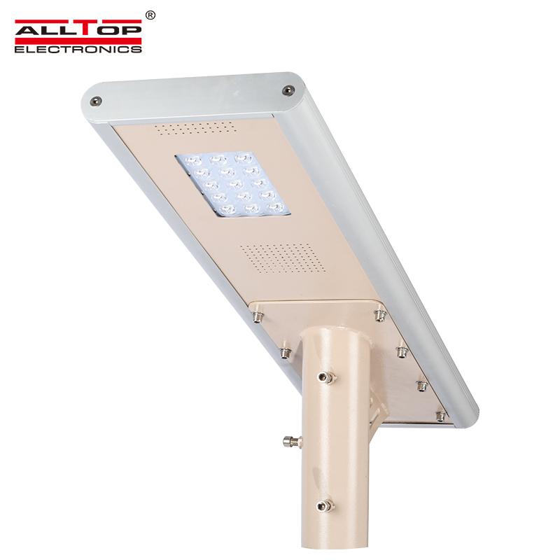 12v solar 30w led street light