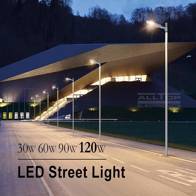 Outdoor 30w 60w 90w All In One Solar Led Street Light