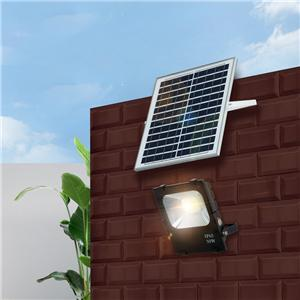 High lumen 10w 20w 30w 50w 100w solar led flood light