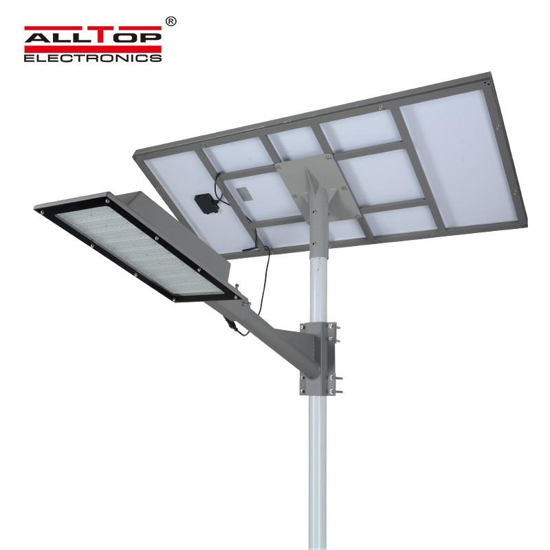 ALLTOP Die-cast Aluminum Factory Price Led Outdoor 180W Solar Street Lights