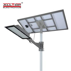 ALLTOP Die-cast Aluminum Factory Price Led Outdoor 180W Solar Street Lights