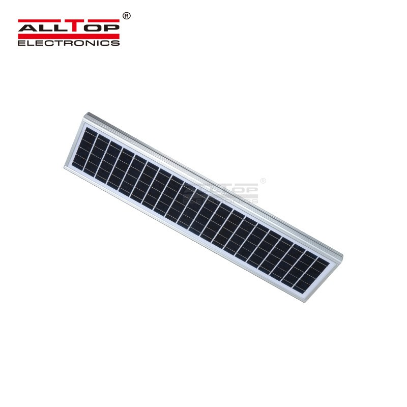 ALLTOP motion sensor integrated all in one solar street light pric Manufacturers, ALLTOP motion sensor integrated all in one solar street light pric Factory, Supply ALLTOP motion sensor integrated all in one solar street light pric