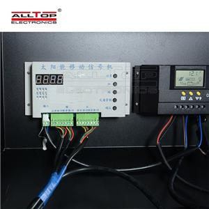 ALLTOP Mobile Traffic Light System Four Sides with Red Yellow Green Manufacturers, ALLTOP Mobile Traffic Light System Four Sides with Red Yellow Green Factory, Supply ALLTOP Mobile Traffic Light System Four Sides with Red Yellow Green