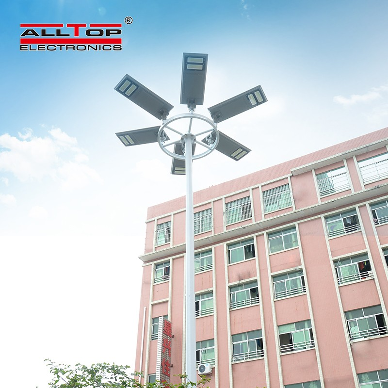 Adjustable Angle 40W 60W All In One Led Solar Street Light Manufacturers, Adjustable Angle 40W 60W All In One Led Solar Street Light Factory, Supply Adjustable Angle 40W 60W All In One Led Solar Street Light