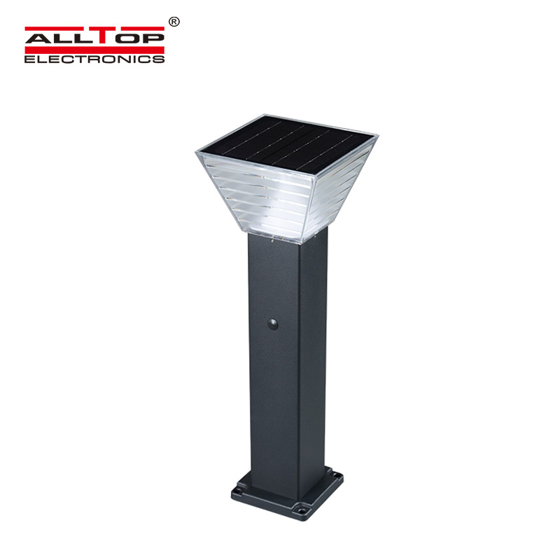 led garden light outdoor waterproof