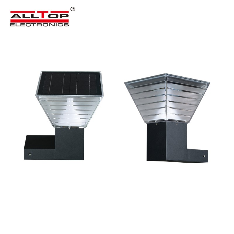 ALLTOP Outdoor All In One LED Solar Garden Light Manufacturers, ALLTOP Outdoor All In One LED Solar Garden Light Factory, Supply ALLTOP Outdoor All In One LED Solar Garden Light