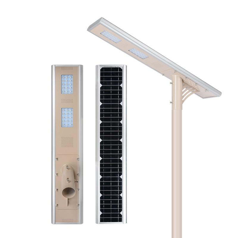 Waterproof All In One Solar Led Street