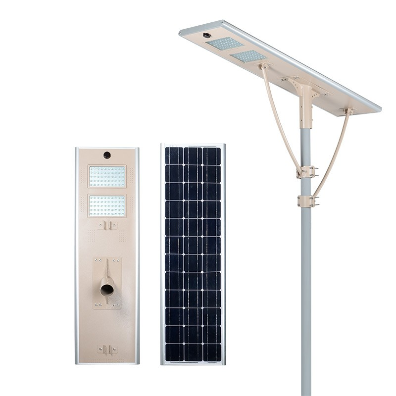 High power outdoor all in one solar led street light