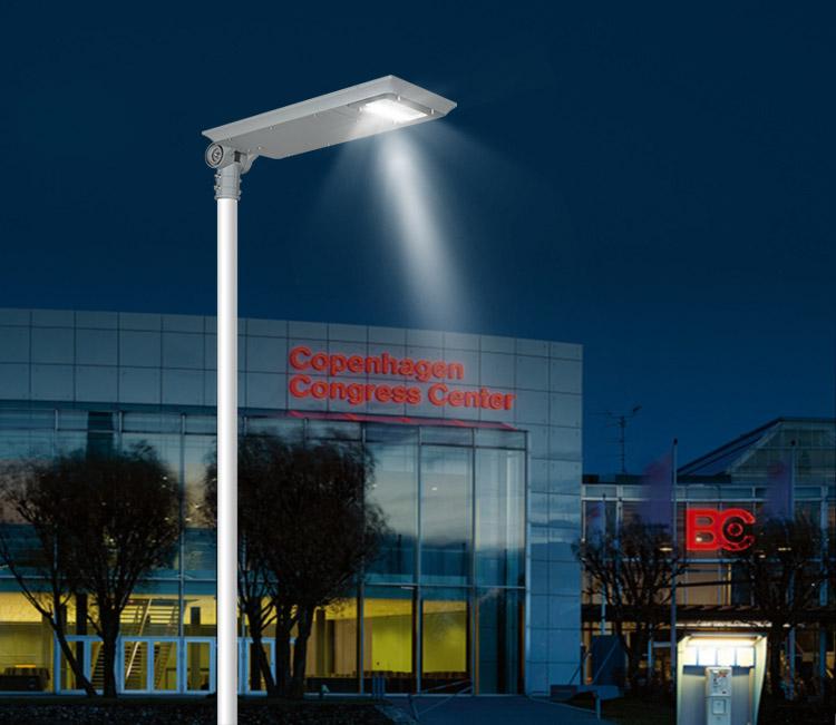 100watt led solar street light