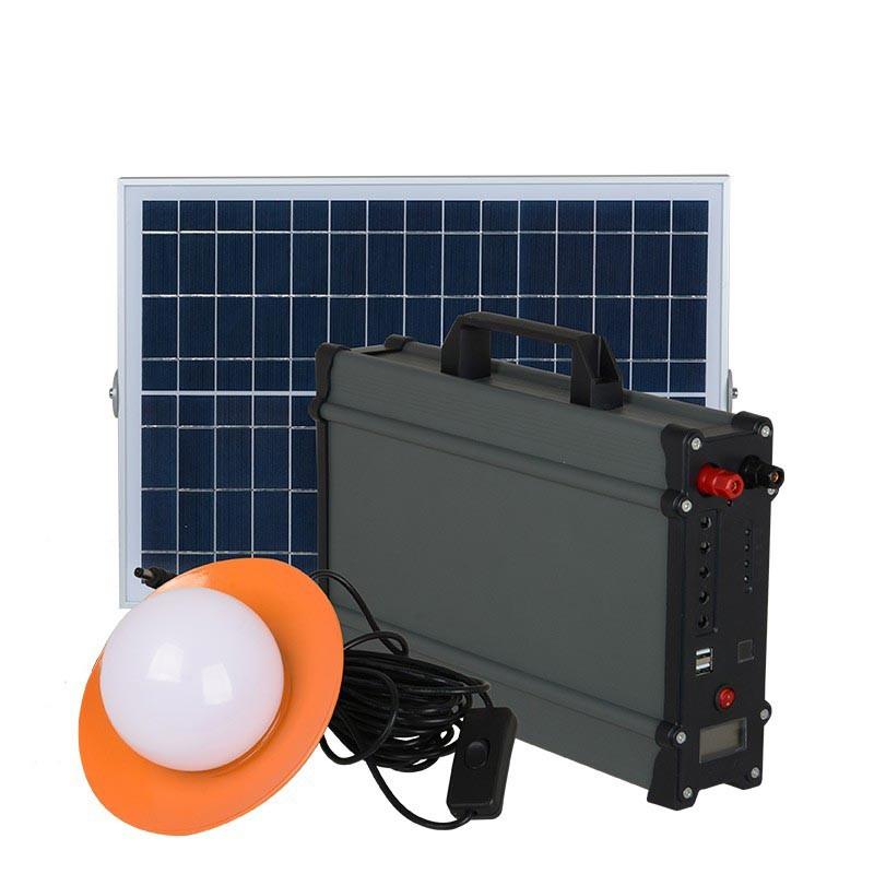 20w 30w 50w 90w Solar LED Lighting System