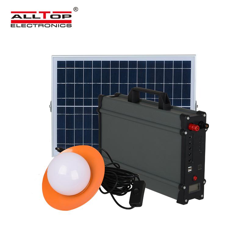 solar backup power system