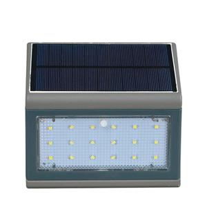 Outdoor IP65 3watt 5watt solar led wall light