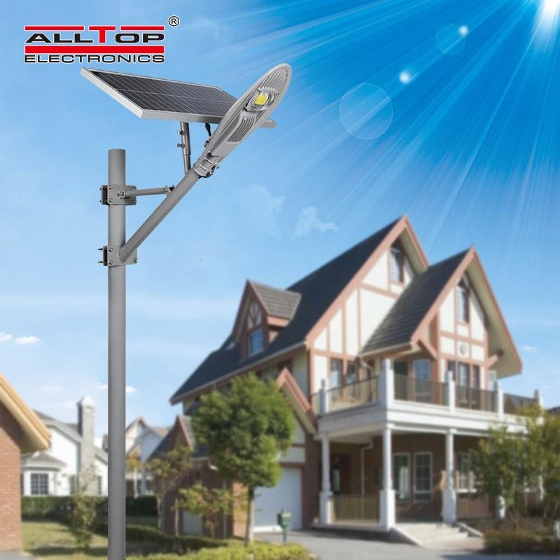 Solar led street light 30w Manufacturers, Solar led street light 30w Factory, Supply Solar led street light 30w