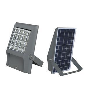 Waterproof Outdoor 8w 12W Solar Led Flood Light