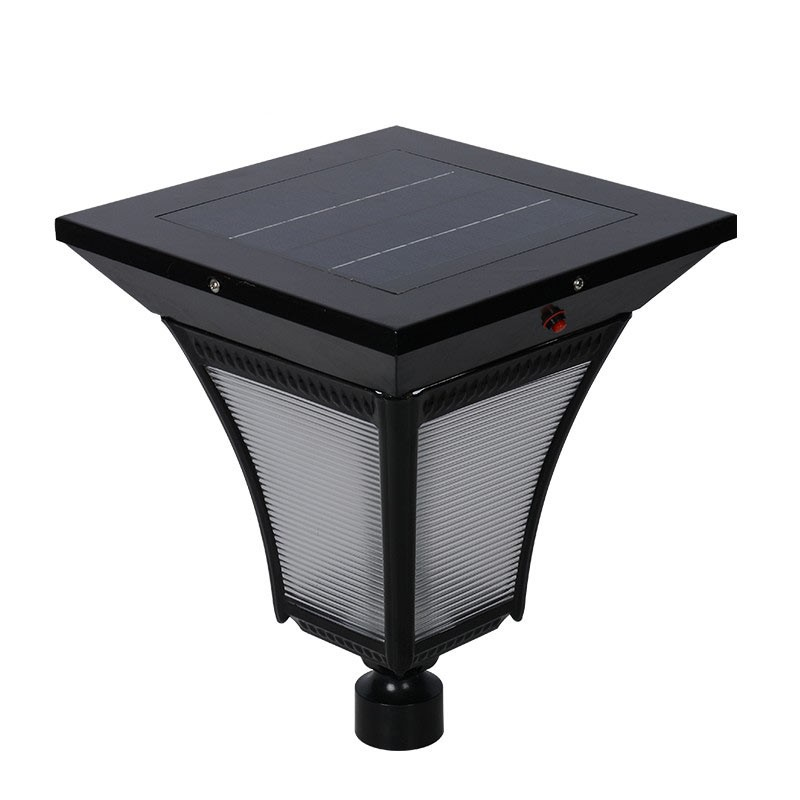Waterproof IP65 4w Solar Energy Garden Lamp