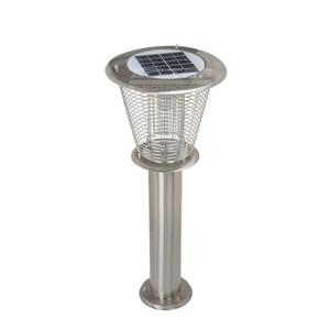 Mosquito Killing Garden Outdoor 3w Solar Led Pillar Light