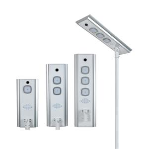 Adjustable Angle Outdoor LED Solar Street Light 50W 100W 150W