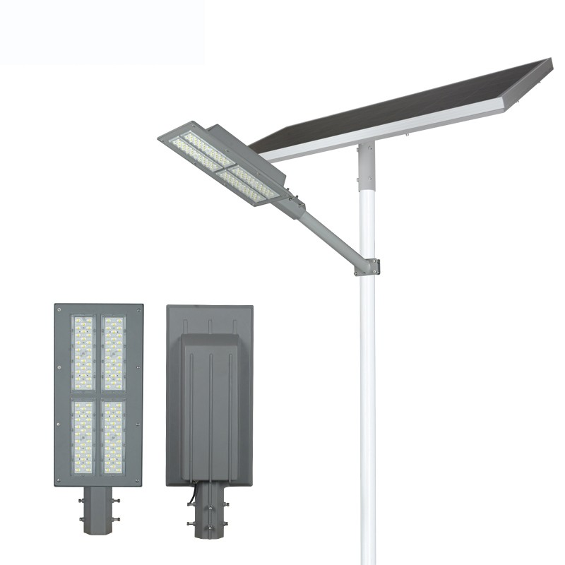 High Brightness 180W Outdoor LED Solar Street Light