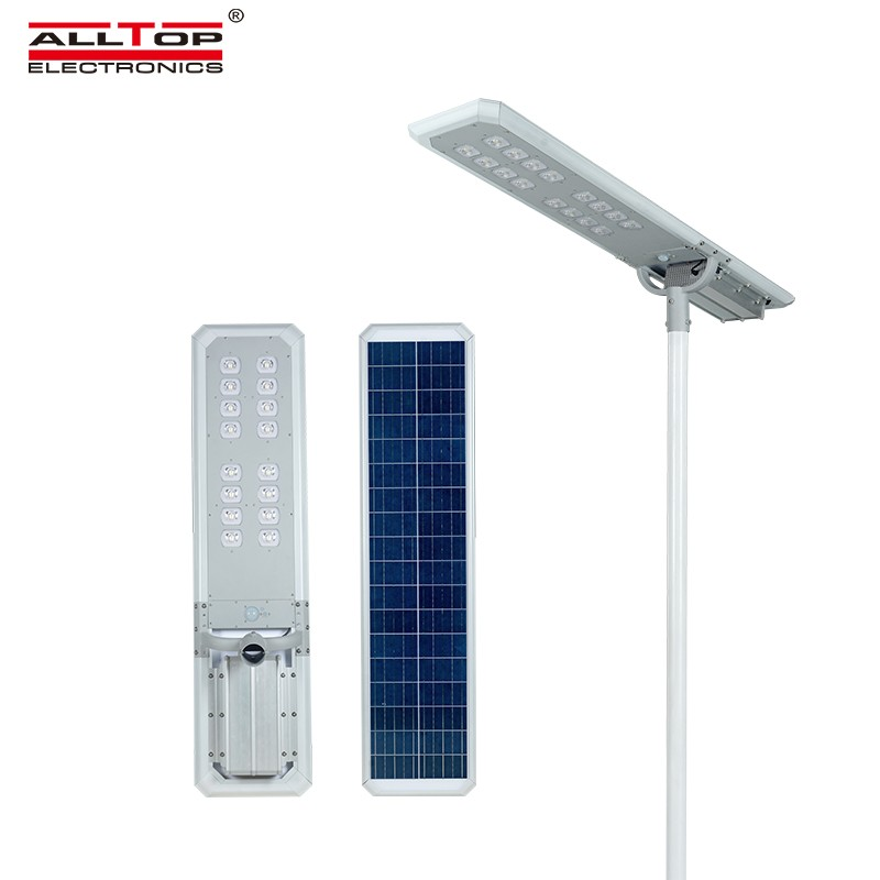 High quality outdoor 80w 160w all in one integrated solar street light Manufacturers, High quality outdoor 80w 160w all in one integrated solar street light Factory, Supply High quality outdoor 80w 160w all in one integrated solar street light