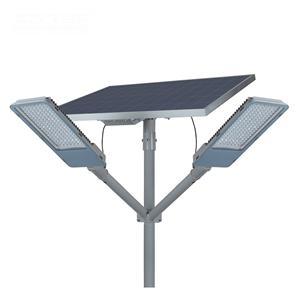 Intelligent aluminum alloy case waterproof solar street light