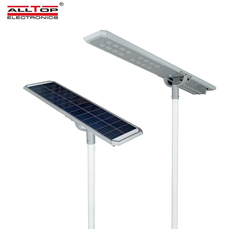 ALLTOP Outdoor intelligent integrated solar street light Manufacturers, ALLTOP Outdoor intelligent integrated solar street light Factory, Supply ALLTOP Outdoor intelligent integrated solar street light