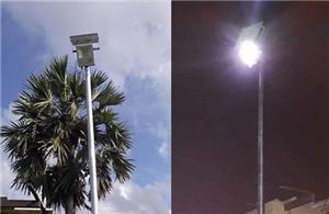 Which manufacturer of solar street lamps in China is good?